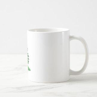 常緑樹 コーヒーマグカップ