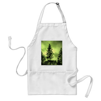 常緑樹 スタンダードエプロン