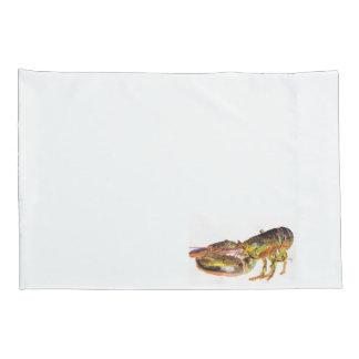 常連はロブスターのデザインの枕箱を大きさで分類しました 枕カバー