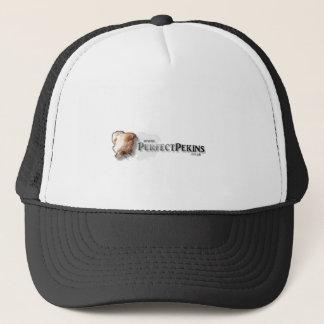 帽子と決め付けられる完全なPekins キャップ