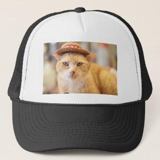 帽子のクロウド キャップ