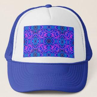 帽子のサイケデリックな視野 キャップ