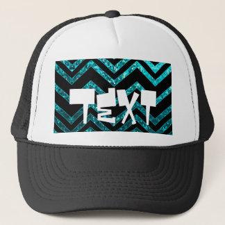 帽子のジグザグ形のSparkleyの質 キャップ