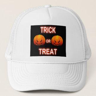 帽子のトリック・オア・トリートのカボチャ キャップ