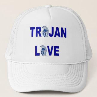 帽子のトロイ人愛 キャップ