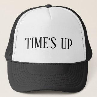 帽子の上の時間 キャップ
