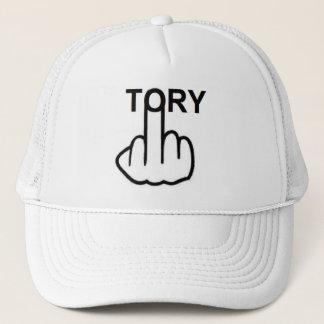 帽子の保守党フリップ キャップ