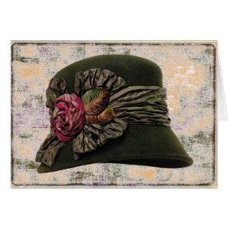 帽子の優雅の~カード カード