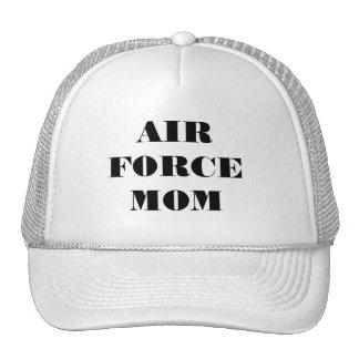 帽子の空軍お母さん メッシュキャップ