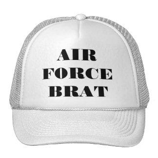 帽子の空軍がき メッシュハット