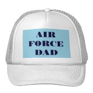 帽子の空軍パパ メッシュキャップ