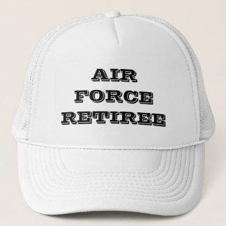 帽子の空軍退職者 キャップ