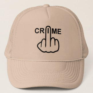 帽子の罪は刑事です キャップ