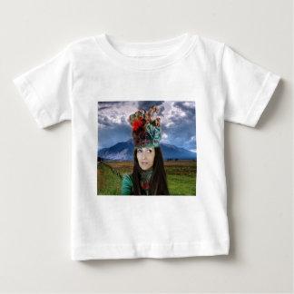 帽子の表現 ベビーTシャツ
