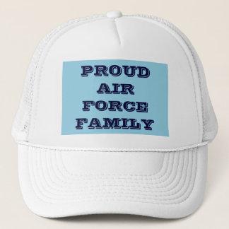 帽子の誇りを持ったな空軍家族 キャップ