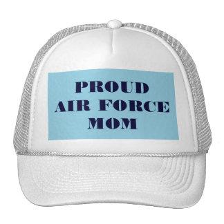 帽子の誇り高い空軍お母さん キャップ
