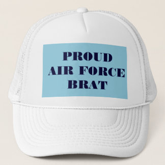 帽子の誇り高い空軍がき キャップ