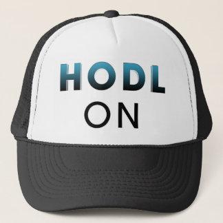 帽子のHODL キャップ