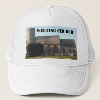 帽子のWeeting教会Weetingノーフォークイギリス キャップ