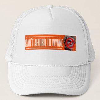 「帽子はWynneに」の適用できません キャップ