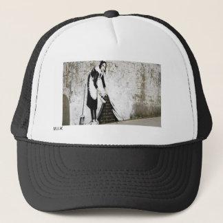 帽子をきれいにして下さい キャップ