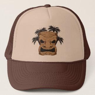 帽子を切り分ける悪賢いTiki キャップ