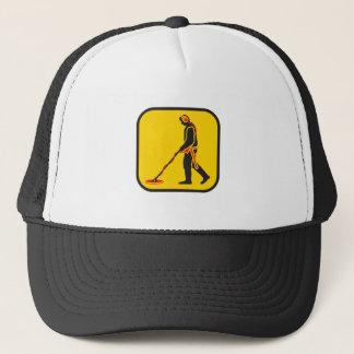 帽子を検出する金属 キャップ