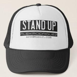 帽子を立てて下さい キャップ