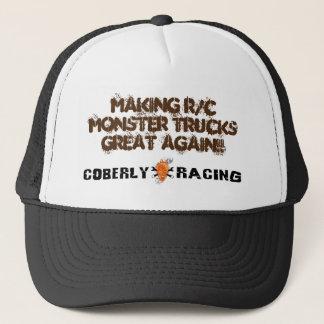 帽子を競争させる2016年のCoberly キャップ