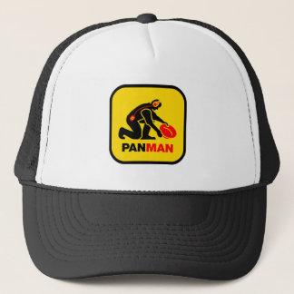 帽子を選別する金ゴールド キャップ