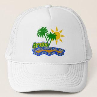 帽子アルバの精神状態-色を選んで下さい キャップ