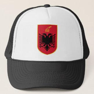 帽子アルバニアの紋章付き外衣 キャップ