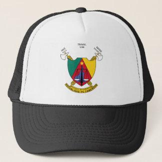 帽子カメルーンの紋章付き外衣 キャップ