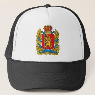 帽子クラスノヤルスクの紋章付き外衣 キャップ