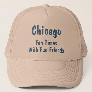 帽子シカゴ、おもしろいの時間TH5 キャップ