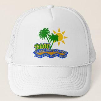 帽子タヒチの精神状態-色を選んで下さい キャップ