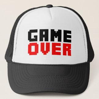 帽子上のおもしろいなゲーム キャップ