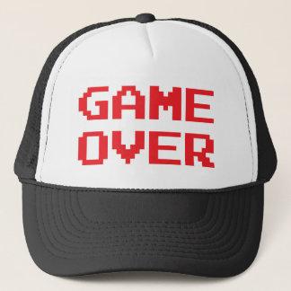 帽子上のゲーム キャップ