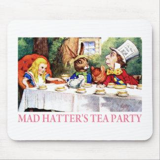 帽子屋のお茶会 マウスパッド