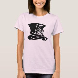 帽子屋の帽子のワイシャツ Tシャツ