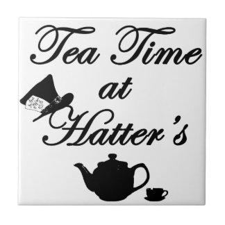 帽子屋の茶時間 タイル