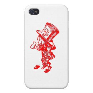 帽子屋 iPhone 4/4Sケース