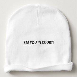 -帽子法廷で会おう ベビービーニー