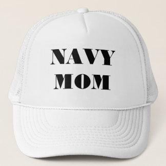 帽子海軍お母さん キャップ