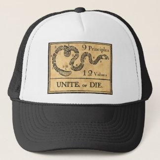 帽子結合しますか、または死んで下さい キャップ