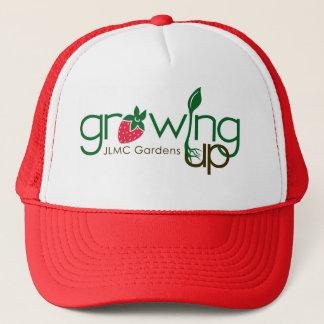 帽子育つことはトラック運転手の庭いじりをします キャップ