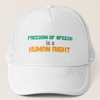帽子言論の自由 キャップ