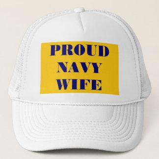 帽子誇り高い海軍妻 キャップ