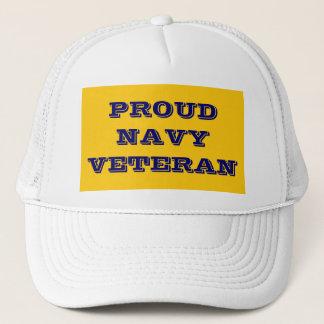 帽子誇り高い海軍退役軍人 キャップ