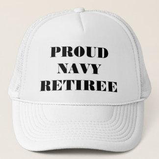 帽子誇り高い海軍退職者 キャップ